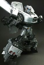 Takara Tomy Transformers ALTERNITY A-01 GT-R CONVOY Ultimate Metal Silver MISB