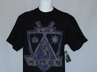 7d2a401d0 NEW Los Angeles Kings Hockey T-Shirt NHL Majestic Pullover Top Men s Size  Tall