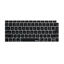 XSKN Portuguese Keyboard Cover for 2018 new MacBook Air 13 with Touch ID A1932