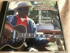 "Mance Lipscomb ""Vol. 5 Pure! Texas Country Blues"" cd Arhoolie NEAR MINT/MINT"