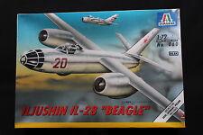 XX068 ITALERI 1/72 maquette avion 060 Iljushin IL-28 Beagle IL28 guerre froide