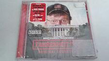 "ORIGINAL SOUNDTRACK ""FAHRENHEIT 9/11"" CD 16 TRACKS BANDA SONORA BSO OST SEALED"