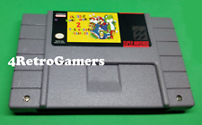 Classic Mario World 2: The Great Alliance - SNES Super Nintendo