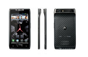 Original Android Motorola RAZR XT912 3G 4G Unlocked 8MP 4.3 in Smartphone