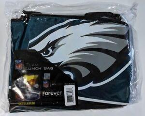 Philadelphia Eagles Insulated soft side Lunch Bag Cooler New - BIg Logo