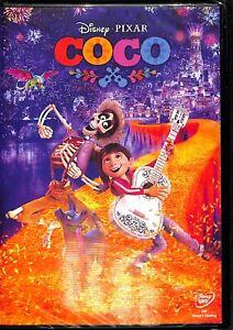 Dvd Disney COCO nuovo 2017