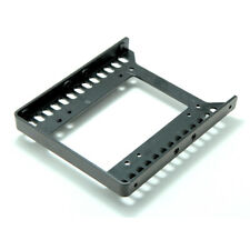 2.5 a 3.5 SSD HDD Metallo Adattatore Montaggio Supporto Rigido Drive per PC Uso