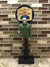 Jason Voorhees Friday The 13th Beer Tap Keg Kegerator Handle + Base Custom