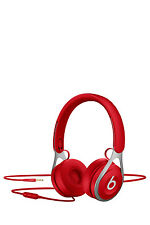 NEW Beats by Dr Dre EP on-ear headphones - Red