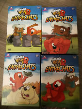 Lot de 4 coffrets DVD Entrechats