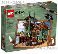 **NEW** LEGO IDEAS 21310 Old Fishing Store VIP Pre-order Ships End August