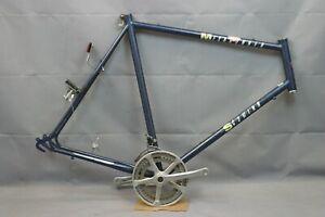 1986 Schwinn Mesa Runner Vintage City Hybrid Bike 64cm XX-Large Steel US Charity