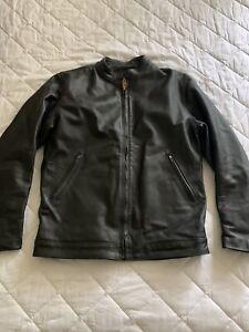 Lil Joe's Legendary HA Leathers - Leather Jacket XL
