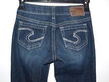 Silver Suki Size 25 Women's Boot Cut Jeans