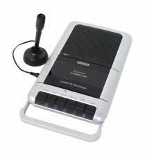 Reproductor y grabador de casetes