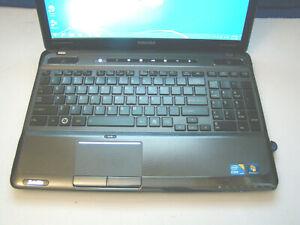 Toshiba A665-S5170/Core i3-M380 2.53ghz/4gb/160gb/Windows 7 Home/Webcam/BT/15.6