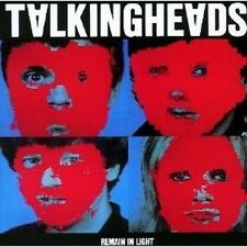 "TALKING HEADS ""REMAIN IN LIGHT"" CD NEU"