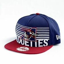 Montreal Alouettes CFL Stack 9FIFTY Snapback Cap (One-Size)