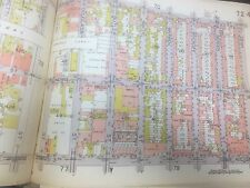 1929 PARK SLOPE BROOKLYN EDISON CO. F/K/A DODGERS WASHINGTON PARK  ATLAS MAP