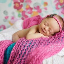 4PC Newborn Photography Basket Filler Wheat Donut Posing Props Baby Pillow