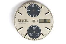 Dial for Seiko 6138-8020/8021 panda chronograph - luminous and Brushed