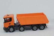 refrigeración-ksz Heide logística//Lionheart 121903 Herpa camiones scania CS 20 HD//aerop