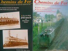 revue AFAC Cordoue-Malaga, C F de la Mure, Horaires, réseau C Toulouse, AGC,