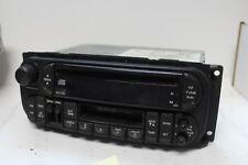 OEM Mopar Dolby Cassette CD AM/FM Radio Reciever P56038623AR 1998-03 Chrysler595