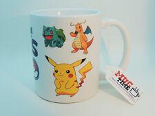 Pokemon Go Pikachu Mug Cup - 320ml - Ceramic - Great for fans of Pokemon