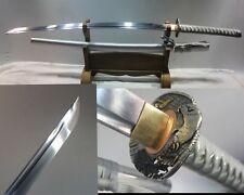 """39.37"""" High Quality High Manganese Steel Japan Samurai Sword Katana Razor Sharp"""