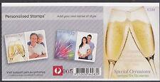 Australia 2014 Glasses (Part of Set) Gen Booklet O/PT ($7.00) - B10a(1)