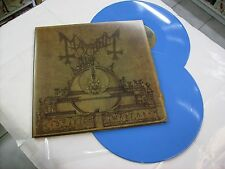 MAYHEM - ESOTERIC WARFARE - 2LP BLUE VINYL BRAND NEW - LTD. ED. ITALY 150 UNITS