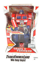 Optimus Prime DVD Edition Wal-Mart w/box Masterpiece Transformers