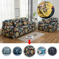 1 2 3 Seater Stretch Sofa Couch Lounge Recliner Chair Slipcover Protector Cover