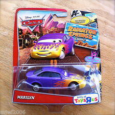 Disney PIXAR Cars MARILYN RADIATOR SPRINGS CLASSIC TOYS R US TRU diecast flames