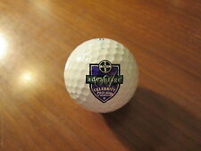 LOGO GOLF BALL-BAYER ADVANTAGE CELEBRITY PRO-AM AT THE NATIONAL....