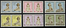 LUXEMBOURG timbres/Stamps Yvert et Tellier n°589 à 594 x2 n** (cyn8)