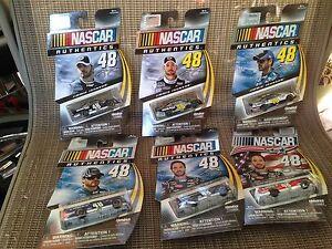 NASCAR JIMMY JOHNSON HENDRICK  1:64 MANY TO CHOOSE FROM 2011,2012**