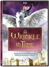 Wrinkle In Time (REGION 1 DVD New) 031398267744