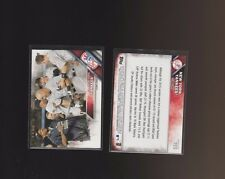 2016 Topps Limited Online Exclusive Yankees Team Card #155