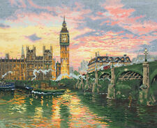 London - Maia Collection - Anchor Cross Stitch Kit - 56780001173