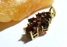 Collane e pendagli di lusso con gemme rosse in oro giallo