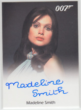 """James Bond 007 """"Live and Let Die"""" Madeline Smith Autograph Auto Card"""