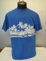 Vintage California Tourist Shirt - Featuring Full Wrap Graphic - Men's XL
