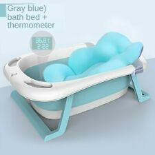 Children Bath Tub Reclining Bath Barrel Newborn Supplies Baby Bath Tub Folding