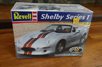 Revell Shelby Series 1 Car Model Kit 1:25 Scale Sealed 85-2534 2004 Skill 2