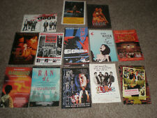 Lot of 13 Movie Film Postcards Kurosawa Miike Tarantino Smith Honda