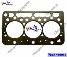 For Kubota D722 Cylinder Head Gasket Fit BOBCAT 316 320 322 323 excavators Parts
