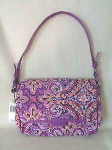 Vera Bradley Iconic Shoulder Bag Purse Dream Tapestry NWT