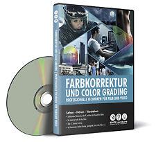 DVD Lernkurs Farbkorrektur und Color Grading